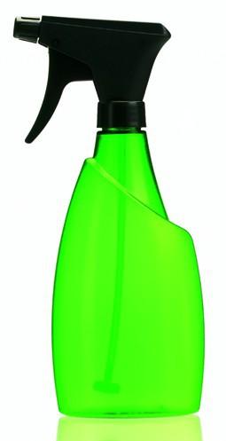 Emsa Blumensprüher 0,75l FUCHSIA grün transparent