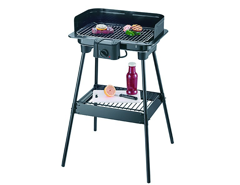 Severin Barbecue Standgrill PG 8523 Farbe: schwarz