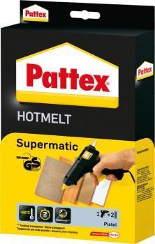 HEI�KLEBEPISTOLE PATTEX SUPERMATIC PXP06