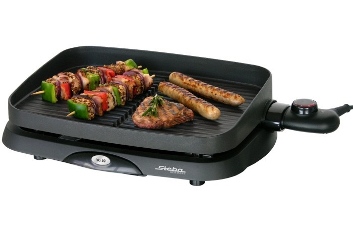 Steba Party- / Barbecue Grill VG 90 Farbe: schwarz