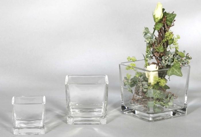 Bauchige Vasen Aus Buntem Glas ~ Wie sie eine hübsche deko aus ...