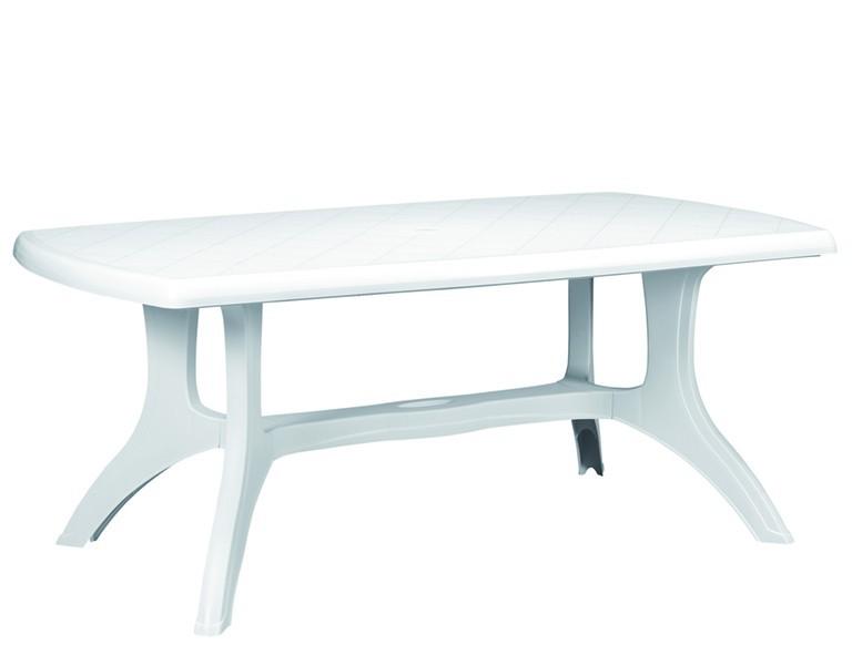 Jardin Wellington Tisch 184x103 weiß