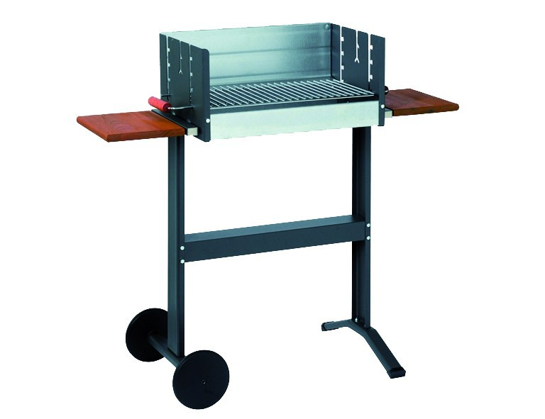 Kriswell Grill 5200 50x32cm 104511 F.-Schale.H-Griff,Ablage
