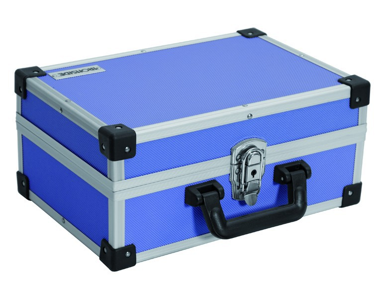 Ironside Alu Werkzeugkoffer blau
