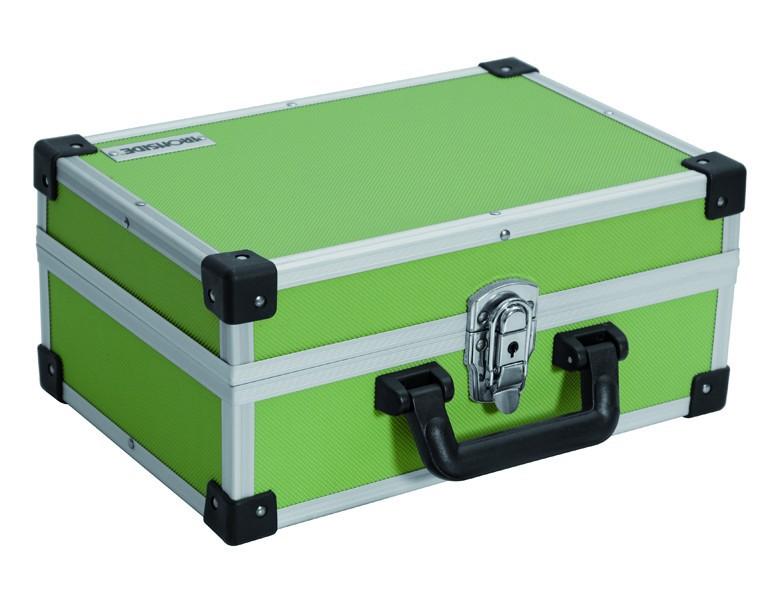 Ironside Alu Werkzeugkoffer grün