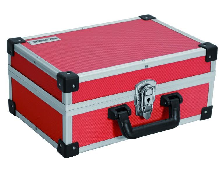 Ironside Alu Werkzeugkoffer rot