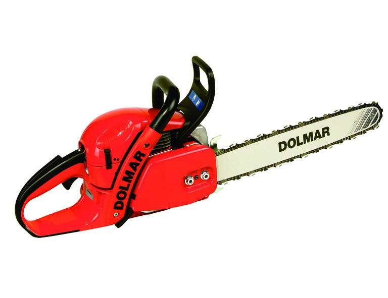 Dolmar 700460560 Benzin-Motorsäge PS-460 38cm, 2,2 kW, 45,6ccm