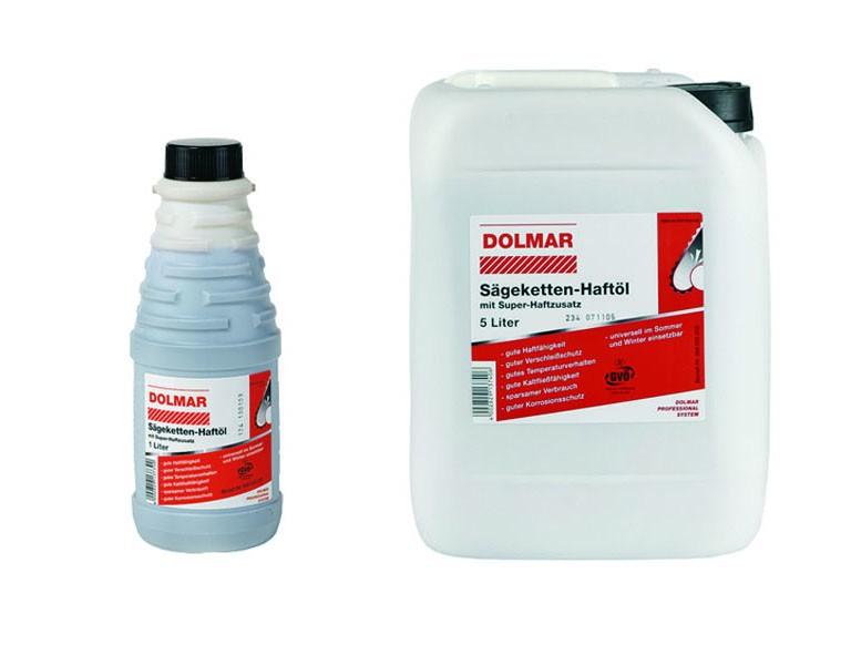 DOLMAR Sägekettenöl 1 Liter