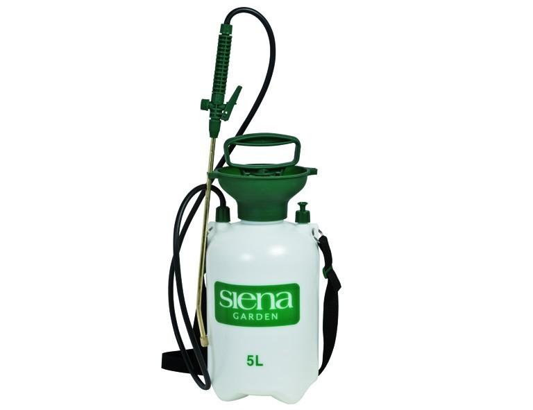 Siena Garden Drucksprühgerät mit Lanze Volumen: 5 Liter