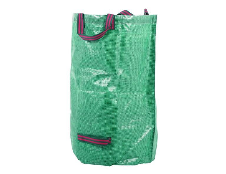 SIENAGARD YZ9010 Gartensack mit Springöffnung, PP-Gewebe, Volumen: 120 Liter