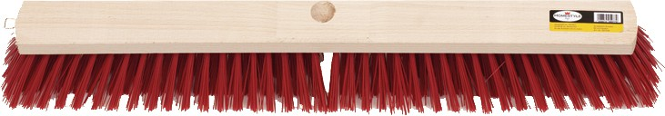 Saalbesen Elaston Rot Sattelholz