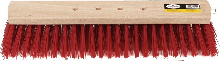 Saalbesen Elaston rot 40 cm