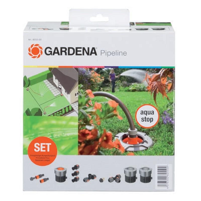 Gardena Start-Set f�r Garten-Pipeline