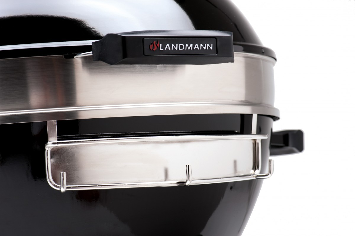 Landmann Black Pearl �Comfort� - Kugelgrill (56 cm)