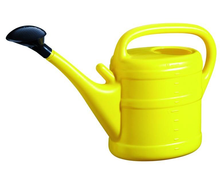 LIPPERT Kunstoff-Gießkanne 10l gelb