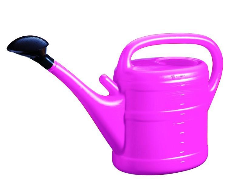 LIPPERT Kunst.-Gießkanne 10l pink