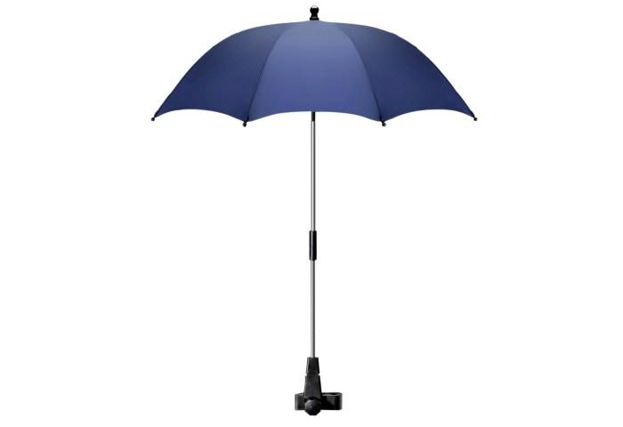Sonnenschirm de Luxe blau
