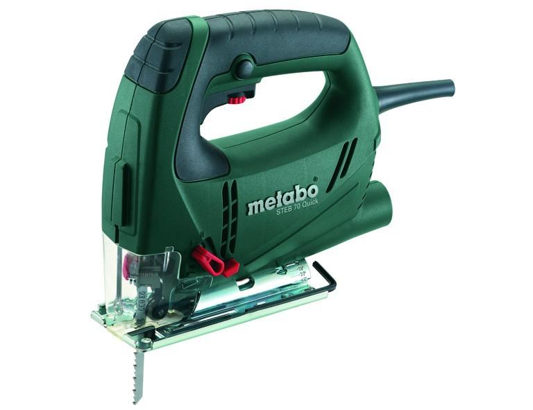 METABO Stichsäge STEB 70 Quick 570 Watt, Holz 70mm