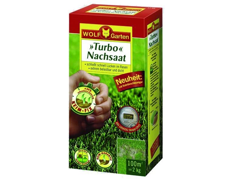 Turbo-Nachsaat, Wolf-Garten, Beutel, 1x LR 10, 250 g (19,60 EURO inkl. MwSt./kg)