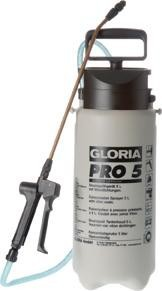 Spezial-Drucksprühgerät Pro 5, Gloria, Karton, 1 Stück für 5 Liter