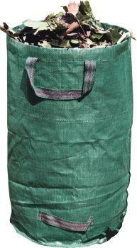 Gartensack mit Kunststoff-Ring 120 l, D 450 mm, H 760 mm