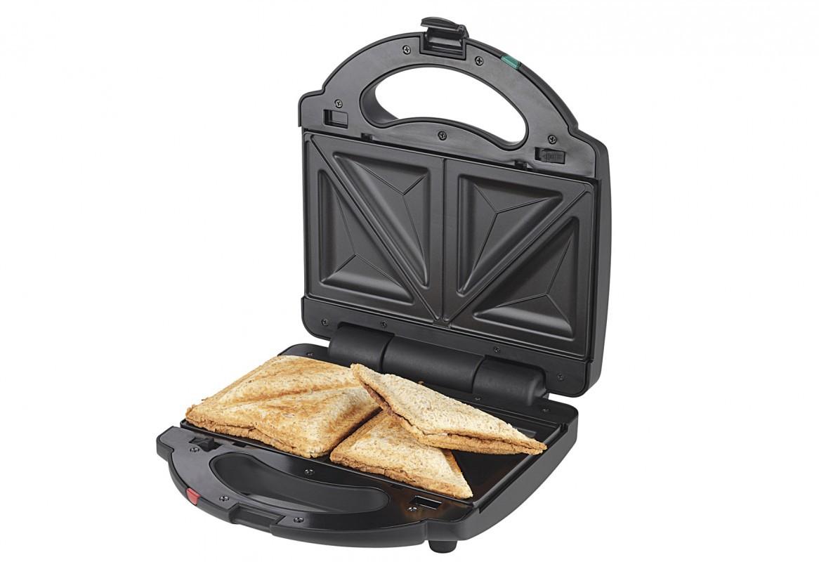 korona sandwichmaker mit wechselbaren platten 47015 3 in 1 schwarz ab 29 99 eur preisvergleich. Black Bedroom Furniture Sets. Home Design Ideas