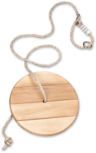 Tellerschaukel  Holz