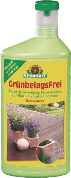 Gr�nbelagsFrei, Neudorff, Flasche, 1 Liter (7,90 EURO inkl. MwSt./l)