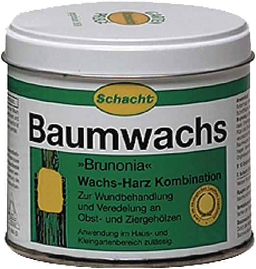 Baumwachs BRUNONIA, Schacht, Dose, 125 g (62,50 EURO inkl. MwSt./kg)