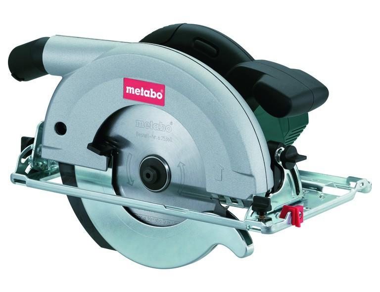 Metabo 1400-Watt-Handkreissäge