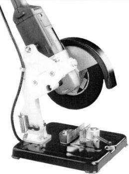 Wabeco Trennständer für ZweihandwinkelschleiferWabeco Model 26155
