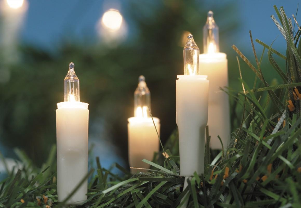Brema Mini-Lichterketten, 10-teilig