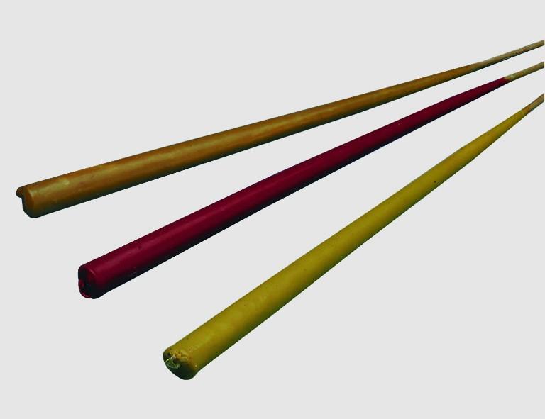 Siena Garden Gartenfackeln 3er Pack farbig sortiert 78 cm