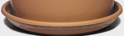 Elho Blumenkübel-Untersetzer -Algarve-, R x H: 27 x 3 cm
