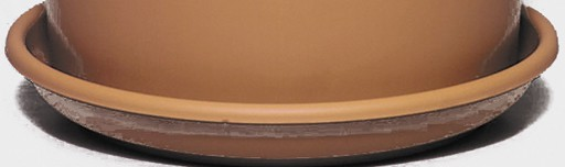 Elho Blumenkübel-Untersetzer -Algarve-, R x H: 35 x 5 cm
