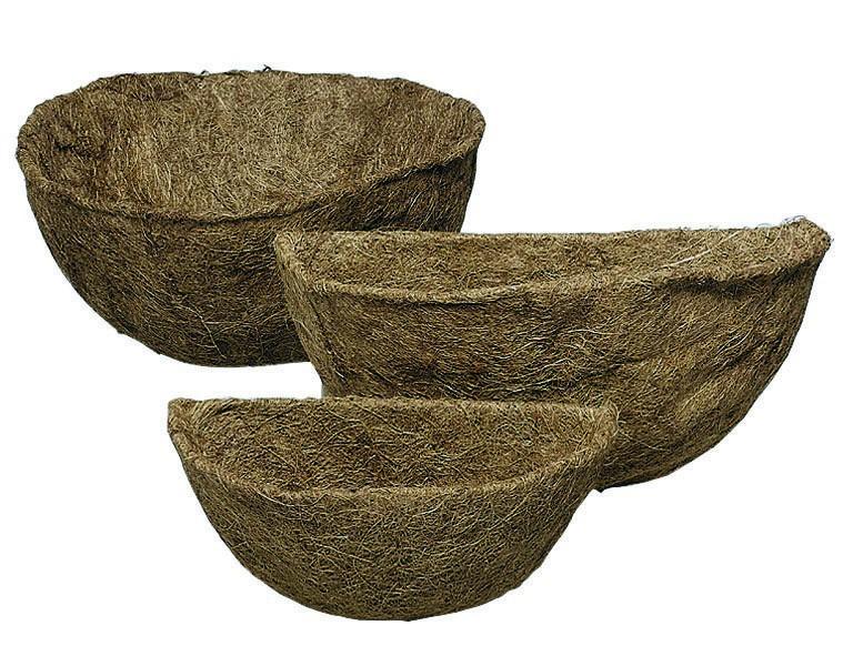 Kokoseinlage für Hängeampel 30 cm