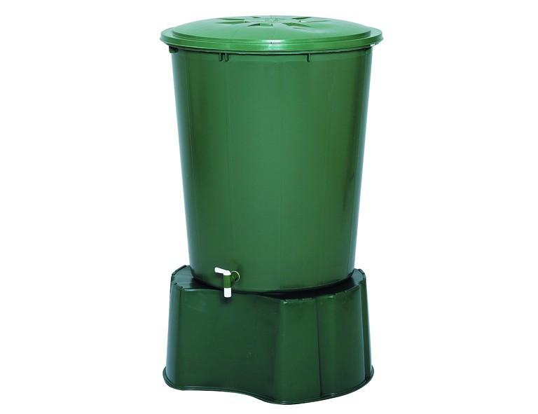OTTO GRAF Regentonne-Unterstand für Tonnen bis 510l, Kst.grün
