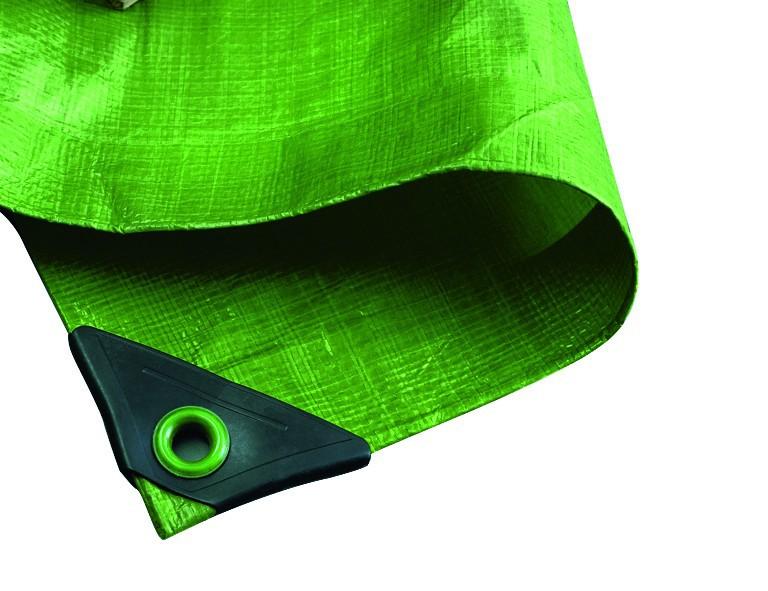 Noor Gewebeplane Hobby, 4x5m, grün, 120g./m²
