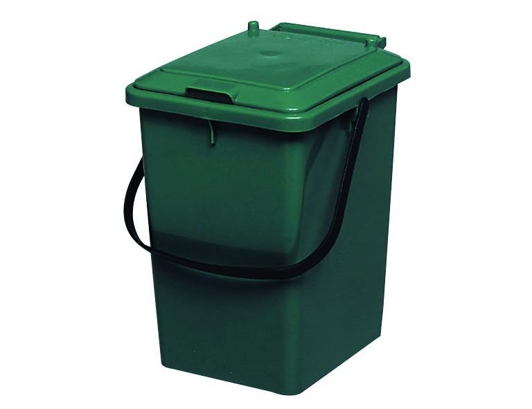 Graf  Komposteimer Bio 8 Liter Grün