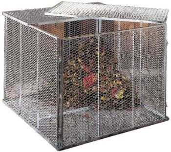 Deckel / Boden 80x 80 verzinkt zu Komposter  1513115