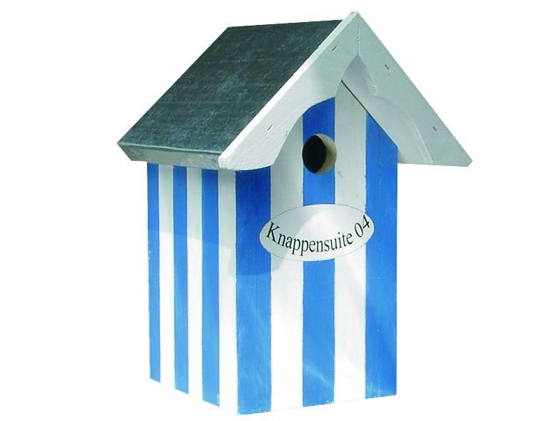 House-Gard Nistkasten Knappensuite 105b, mit Zinkdach