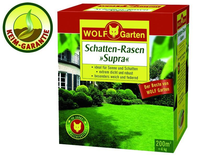 Premium-Rasen `Sonne & Schatten`, Wolf-Garten, Beute (35,80 EURO inkl. MwSt./kg)