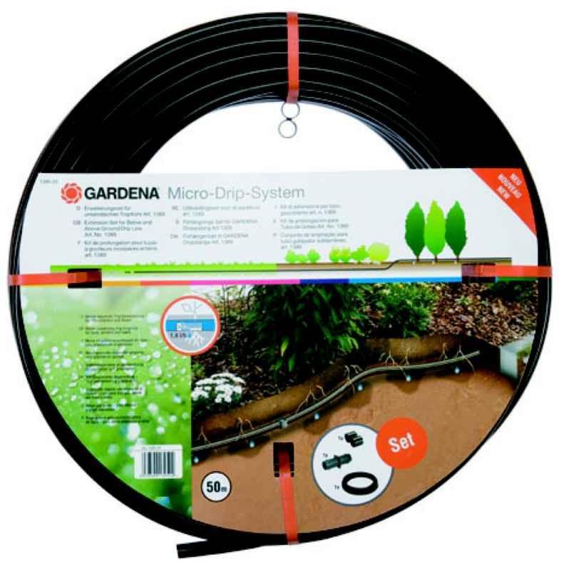 Gardena Micro Drip System Tropfrohr unterirdisch 13,7 mm - 50 mtr.