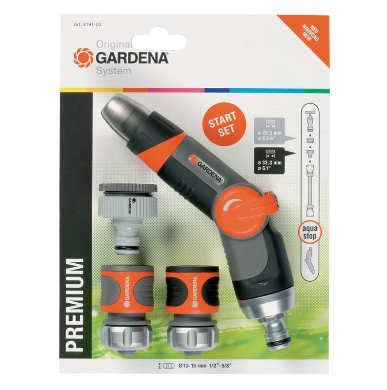 Gardena 8191-20 Premium Grundausstattung