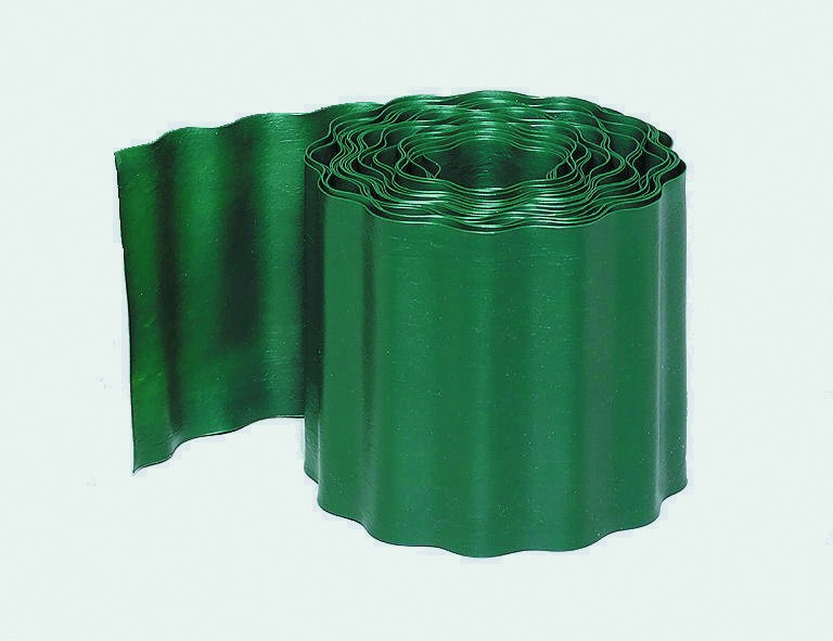 Star Rasenkanten grün 15 cm PE grün