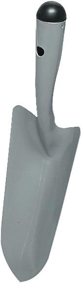 Star Blumenkelle mit PVC-Kappe 28 cm, Pulverbeschichtet