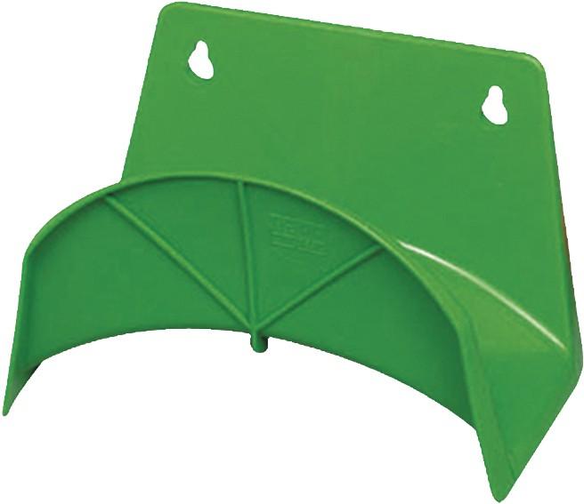 Unimet Wandschlauchhalter grün 60141