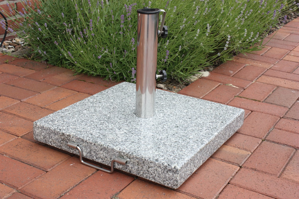 Unimet Schirmständer, granit