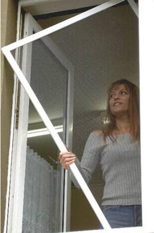 Unimet Insektenschutzfenster für Türen und Fenster