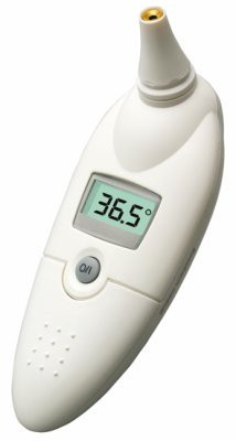 BOSOTHERM Medical Infrarot- Ohrthermometer